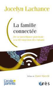 Illustration La famille connectée
