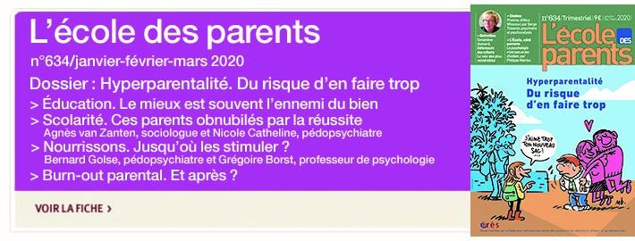 L'école des parents 634